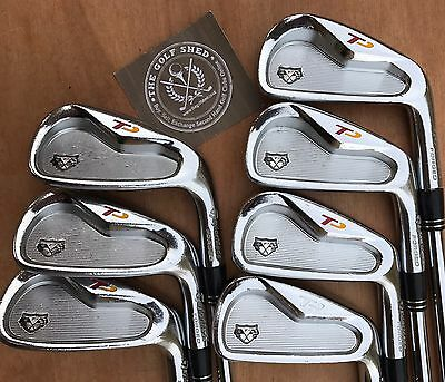 TaylorMade TP FORGED Irons 4 - PW  -DYNAMIC GOLD S300 SHAFTS