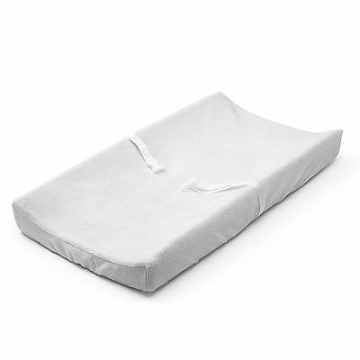 Summer Infant Ultra Plush Changing Pad Cover White 1