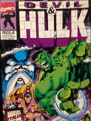 Devil & Hulk N.2 Marvel
