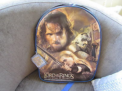 The Lord Of The Rings The Return Of The King backpack official new with tags