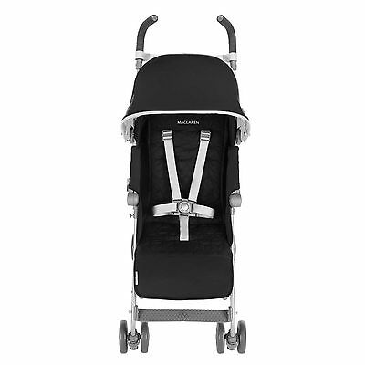 *BRAND NEW* open box Maclaren 2016 Quest Stroller in Black/Silver - FREESHIPPING