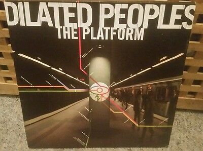 dilated peoples the platform vinyl hip hop lp