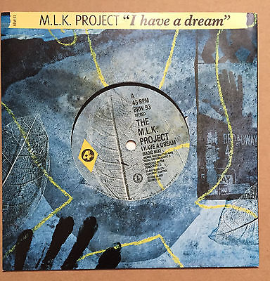 M.L.K Project - I Have A Dream
