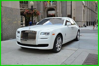 2015 Rolls-Royce Ghost Rolls Royce Ghost. Own This Car for $2299 a Month. 2015 Used Turbo 6.6L V12 48V Automatic RWD Sedan Premium