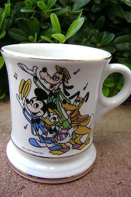 Disney Characters Shaving Cup