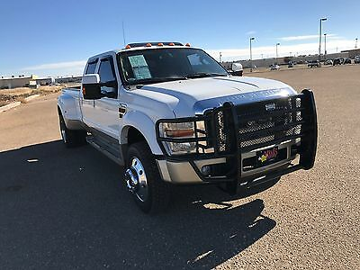 2008 Ford F-450 KING RANCH 2008 ford f450