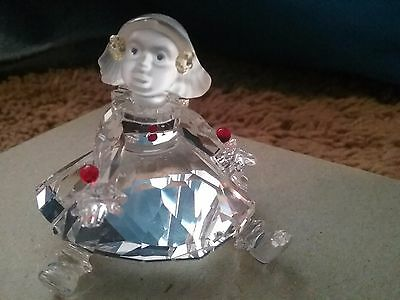 Swarovski Crystal Doll Figurine Retired 626247