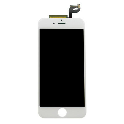 Schermo Lcd Display Retina Touch Screen + Frame Per Apple Iphone 6S Bianco + Kit