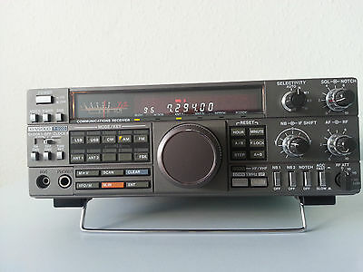 Kenwood R-5000 Communications Receiver Outstanding Condition, Boxed, Manuals