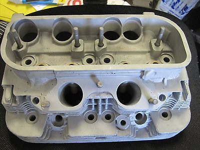 ONE, BARE, USED, 1975-1976 Porsche 914 2.0L HEAD