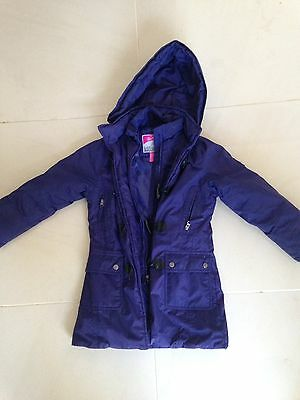 Girls Weatherproof Coat, Size Small (3 Years Upwards), Excellent Condition
