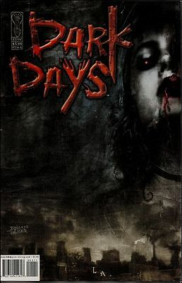 Dark Days   #1 to 6 Complete   NM- to NM/M