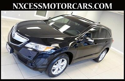 2014 Acura RDX  BACK-UP CAMERA ROOF 1-OWNER WARRANTY!
