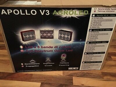 Lampada Sonlight Agroled Apollo V3