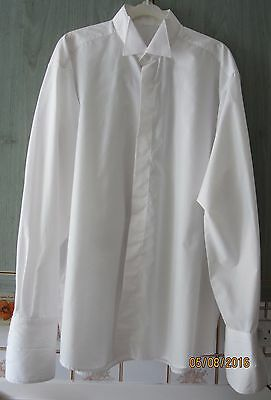 Wing Collar Evening Shirt  - 15.5 / 16ins