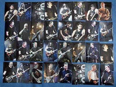 METALLICA -Rare Live Concert Photos from an unknown venue or year maybe 2000  ?
