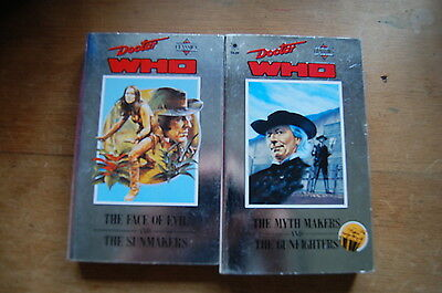 Doctor Who Classics. Repackaged TV tie-in novelisations