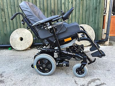 Invacare Spectra Xtr, 4Mph, Electric Wheelchair, Powerchair Scooter Mobility