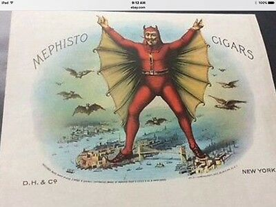 CIGAR LABELS          Group of 3