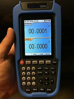 Additel 223A Documenting Multifunction Process Calibrator (Negotiable Contact)