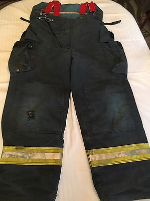 Firefighter Turnout Pants Size 42 X 31 Used