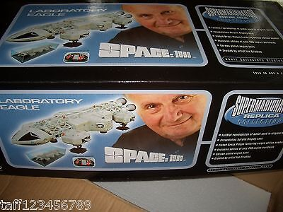 """Product Enterprise 23"""" Laboratory Eagle Space 1999 Transporter Made New Only 200"""