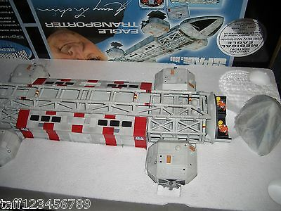 """Product Enterprise 23"""" Rescue Eagle Space 1999 Transporter 200 Only Made Ex Cond"""