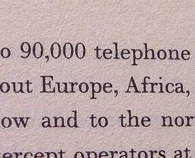 Top Secret Equipment Listens To 90,000 Calls At Once And That Was 20 Years Ago!!