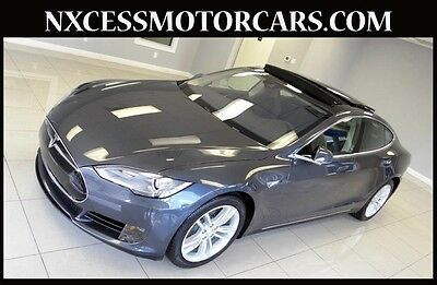 2016 Tesla Model S  2016 TESLA MODEL S 70 AUTOPILOT PANO ROOF WARRANTY!