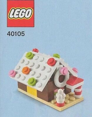 LEGO MMMB Gingerbread House #40105