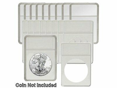 BCW - Display Slab with Foam Insert-Combo,American Silver Eagle White, 25 pack