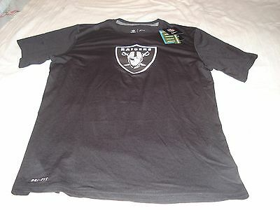 NFL  NIKE dri-fit Oakland Raiders - Large