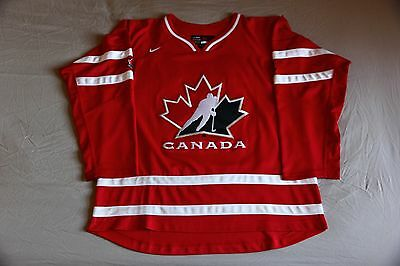 Team Canada Home and Away Hockey Jersey Set (2008-2016)