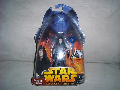 Star Wars Revenge Of The Sith Figure - EMPEROR PALPATINE - NEW!