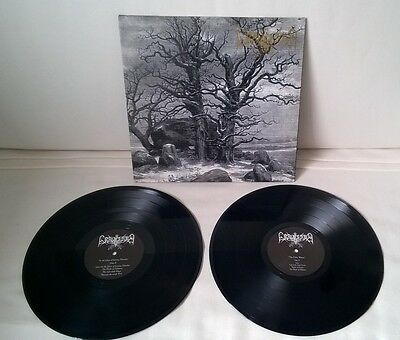 GRAVELAND - The Celtic Winter / In the glare of the burning churches 2 LP !!!!