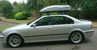 Thule Atlantis 200 Silver Roof Box – Dual Side Opening 440 L