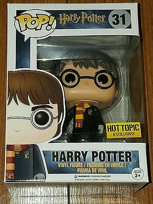 Funko Pop Harry Potter #31 Harry Potter with Hedwig Hot Topic Exclusive