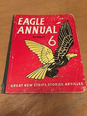 Eagle Annual Number 6