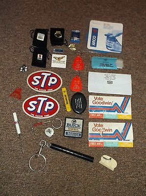 Auto And Motorcycle Collectibles Buick,suzuki,stp,texaco Etc.
