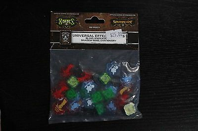 Warmachine / Hordes Universal Effect Tokens PIP 91123