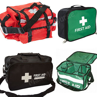 First Aid EMPTY BAG - Paramedic, First Response and Sling Style - HIGH Quality