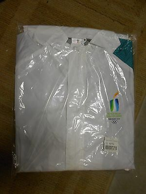Vancouver 2010 Winter Olympics Torch Relay Track Suit-Size Xl Unisex -New,sealed