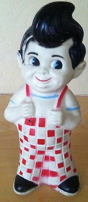 1960's Bob's Big Boy Figural Vinyl Light
