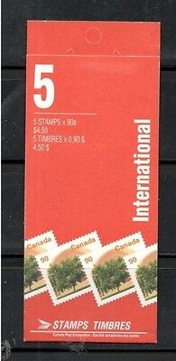 Canada Mint Booklet - #181 - #1374 - a International Rate