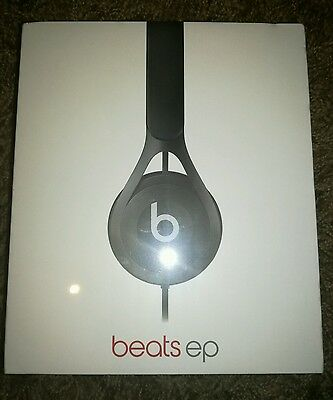 Beats by Dr. Dre Beats EP Headband Headphones - White, BRAND NEW AND SEALED