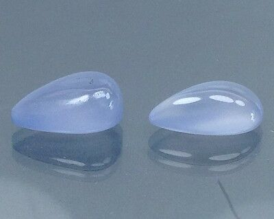 8.30C Natural Chalcedony Gems (Free Shipping Additional 10 Items)(4874)