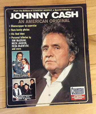 Johnny Cash-An American Original-  Country Special Collector's Edition-Tribute