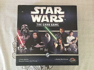 Star Wars: The Card Game + 2 mini-expansions
