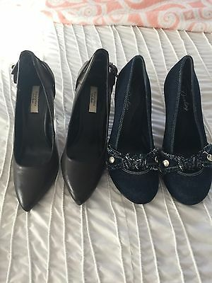 Lot Of Two Pumps - Size 8