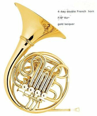 new advanced double French Horn kit:F/Bb key #3